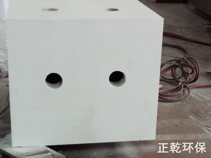 铸造件喷锌