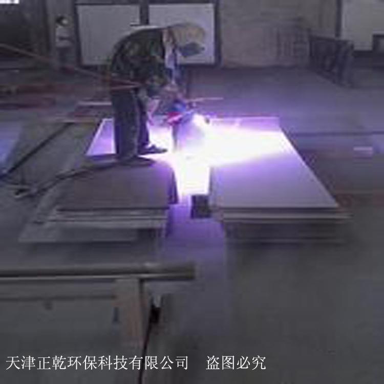海洋工程铁板喷锌铝合金